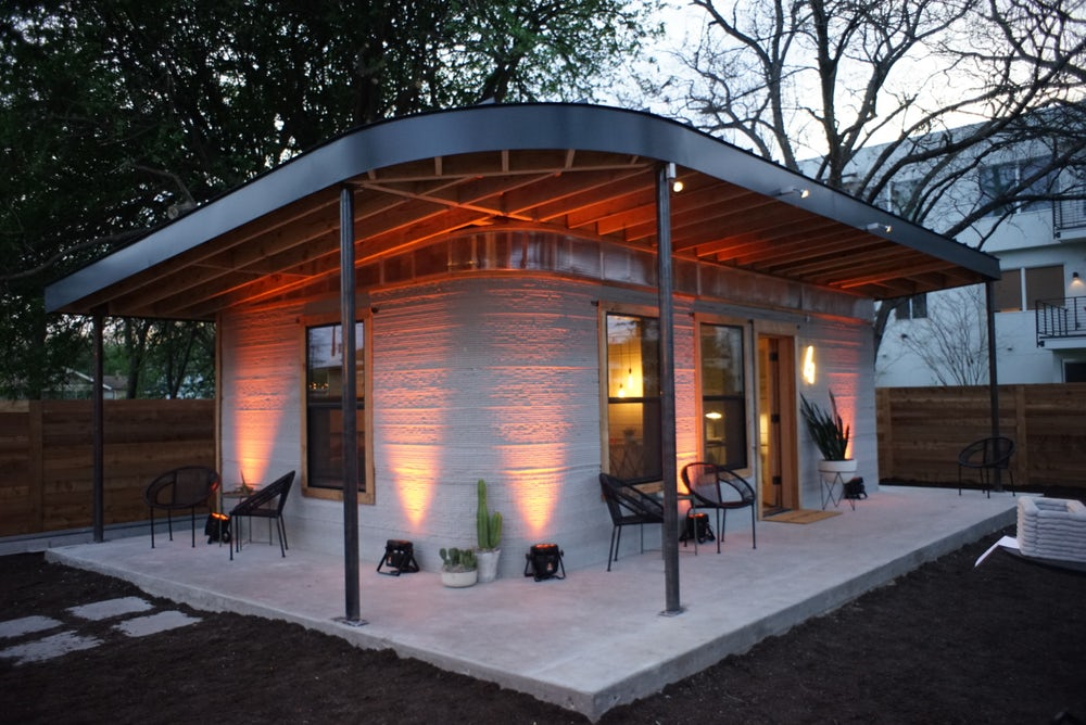 3D Printing Revolutionizing the Future of Housing