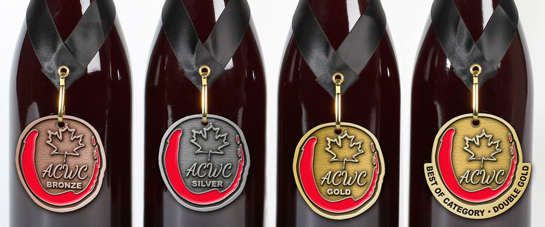 Cowichan Wineries Taking Home Medals at the All Canadian Wine Championships!